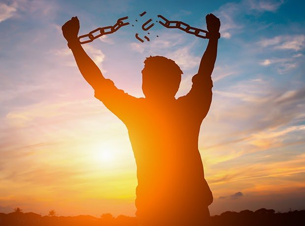 Break-Free from 3 things to Live Free